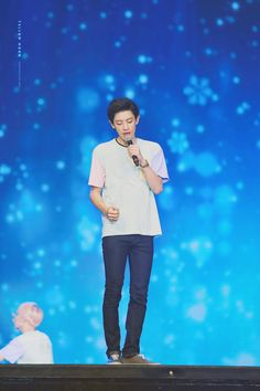 Chanyeol - 150817 Exoplanet #2 - The EXO'luXion in Hong Kong Credit: Yellow…
