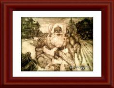 Drawn2011 every yr a new limited Santa