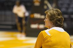 Former University of Tennessee women's basketball Pat Summitt