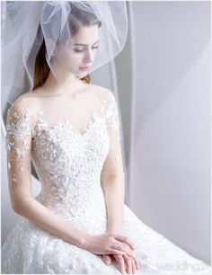 The Bridal Fashion Week for 2020 has come and gone, and it did not disappoint. Western Wedding Dresses, Luxury Wedding Dress, Wedding Dress Trends, Dream Wedding Dresses, Bridal Dresses, Wedding Gowns, Wedding Ideas, Bride Gowns, Bride Veil