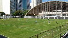BotafogoDePrimeira: Botafogo finaliza obras no gramado do Caio Martins...