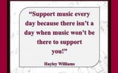 Encouraging Quotes For Music Teachers