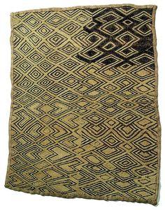 Kuba Shoowa Textile 139
