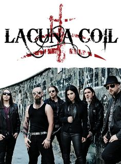 Lacuna Coil - Badass \m/ love em' going to be rockin' out with the Coilers in October in 2016 in Australia! \m/ Bring it on! \m/