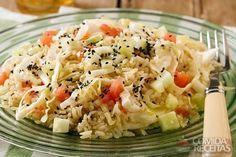 Receita de Arroz integral refrescante em receitas de arroz, veja essa e outras…