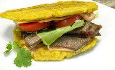 Boricua Jibarito Sandwich
