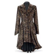 Bewitching Velvet Coat