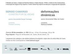 Itinerância de exposições de Sergio Camargo e Willys de Castro no Paço Imperial (Rio de Janeiro)