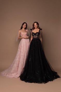 Pretty Prom Dresses, Black Party Dresses, Gala Dresses, Beautiful Dresses, Gorgeous Dress, Dress Prom, Dress Long, Black Evening Dresses, Black Formal Gown