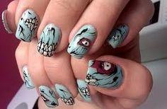 Resultado de imagen para uñas de zombie