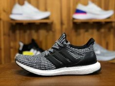 free shipping 17c5c 88212 Adidas Ultra BOOST Cookies Cream BB6179 Mens Running Shoes
