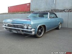 Garaget | Chevrolet Impala (1965)