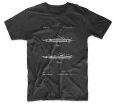 "Tri-Motor Airplane ""The Tin Goose"" Patent T Shirt, Henry Ford, Aviation Shirt, Airplane T Shirt, Pla Beer Shirts, T Shirts, Flute Shirts, Pilot Gifts, Musician Gifts, Retro Radios, Movie Shirts, Firefighter Gifts, Men With Street Style"