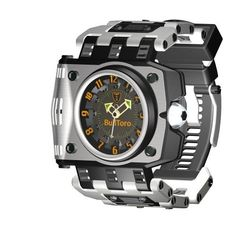 216c5061e9d Invicta Men s  Reserve  Quartz Silver and Gold and Stainless Steel Casual  Watch