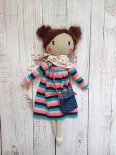 Hey, I found this really awesome Etsy listing at https://www.etsy.com/listing/231778831/handmade-cloth-doll-rag-doll-ballerina