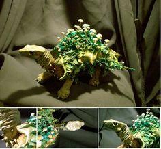 Geek Art Gallery: Sculpture: Creatures from El