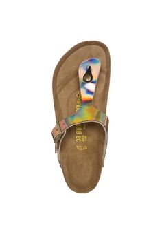 Birkenstock - GIZEH   - Zehentrenner - mirror rose gold... Just got these beauties perfect for summer.
