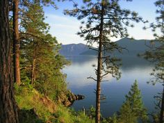 Lake Pend Orielle...Sandpoint, Idaho