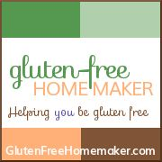 Gluten-Free Homemaker | Helping you be gluten free