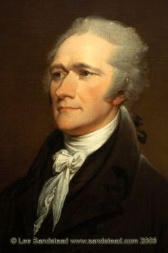 American revolutionary Alexander Hamilton, the first U.S. secretary of the treasury, was born on Jan. 11, 1755.