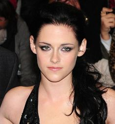 80 And More Updo Hairstyles For 2014: Kristen Stewart Updos  #updos #hairstyles #updohairstyles
