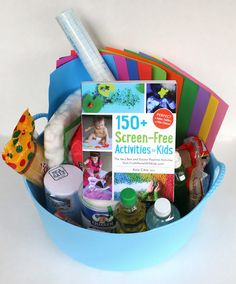 Looking for easy, creative screen-free activities for kids? Look no further than Asia Citro's Screen-Free Activities for Kids! Free Activities For Kids, Infant Activities, Crafts For Kids, Toddler Crafts, Preschool Activities, Sun Crafts, Party Crafts, Kids Diy, Educational Activities