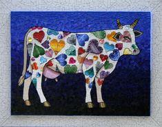 Cow in Love, Nicoline van Wonderen