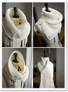 Snood multi positions