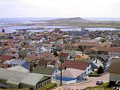 St. Pierre et Miquelon - Dad's homeland
