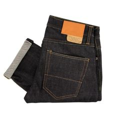 Tellason jeans - Exclusive and handmade in USA from Cone Denim.