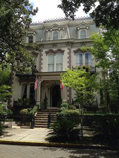 Hamilton Turner House, Savannah, GA by no1lyq, via Flickr
