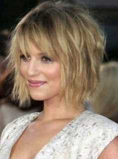 20 Hairstyles For Chubby Faces That's