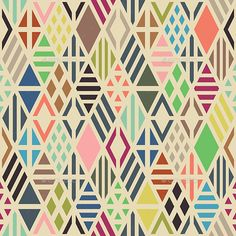 Geometric Pattern - Patterns Decorative