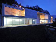 Fil Rouge Architecture Genève - Architecte Genève - CV Cv, Lugano, Villa, Mansions, House Styles, Home Decor, Urban Planning, Mansion Houses, Decoration Home