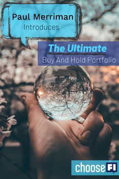 Paul Merriman Introduces The Ultimate Buy And Hold Portfolio Investing In Stocks, Investing Money, Real Estate Investing, Growth Company, Mad Money, Small Caps, Dividend Stocks, Investment Portfolio, Time Management Tips