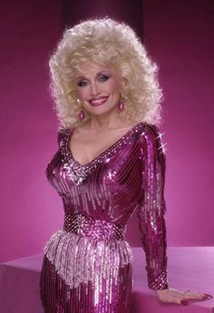 Dolly Parton by Mario Casilli