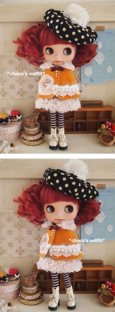 ★choco's outfit★~ブライスアウトフィット~ - ヤフオク!