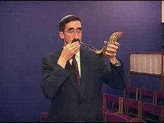 when do you blow shofar on rosh hashanah