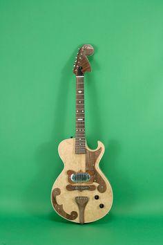 RC Allen Guitar