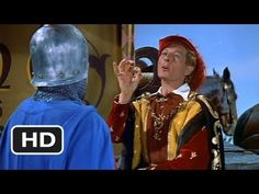 The Court Jester (2/9) Movie CLIP - Master of Many (many) Tongues (indeed)(1956) HD