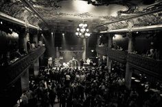 The 15 most beautiful music venues in the world