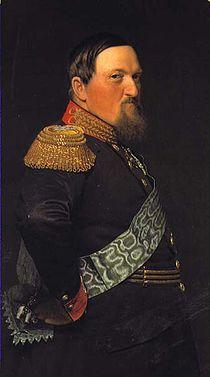 Frederik 7. - Kong Frederik 7. (højeste styrer i 1848/1849-1863)