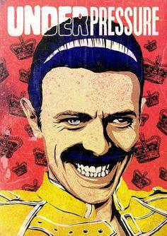 Famoso por usar ícones do mundo pop em seus trabalhos, o designer gráfico curitibano Butcher Billy divulgou nesta terça-feira (19) uma nova leva de desenhos, agora em homenagem ao cantor David Bowie, que morreu vítima de câncer no último dia 10.
