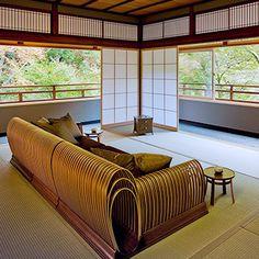 星のや 京都 月橋 メゾネット Kyoto Ryokan Tsuki Maisonette