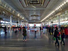 Nanjing South Train Station, 2015