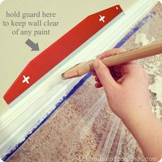 These hacks are all you'll need for your next home painting project                                                                                                                                                                                 More