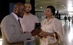 Who Plays Angelo Dubois On Empire? Taye Diggs  Taye Diggs is the actor who plays Angelo Dubois on Empire. On the series Angelo plays a city councilman who is not like Lucious Lyon. While Lucious grew up poor Angelo comes from a rich family. He plays Cookie's new love interest on the series. Taraji P. Henson explained that she requested him for the role.  Henson has never worked with the actor before yet she has recognized his talent. Angelo is a very smart politician who will introduce us to…