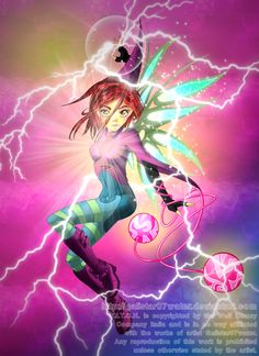 Will's+Electrifying+Energy+by+Galistar07water.deviantart.com+on+@deviantART