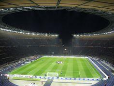 Berlin, Hertha BSC, Olympiastadion