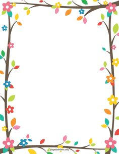 Free tree branch border templates including printable border paper and clip art versions. File formats include GIF, JPG, PDF, and PNG. Page Borders Free, Page Borders Design, Borders For Paper, Borders And Frames, Printable Border, Free Printable, Printable Labels, Printables, Boarder Designs